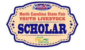 Youth Livestock Scholar logo image