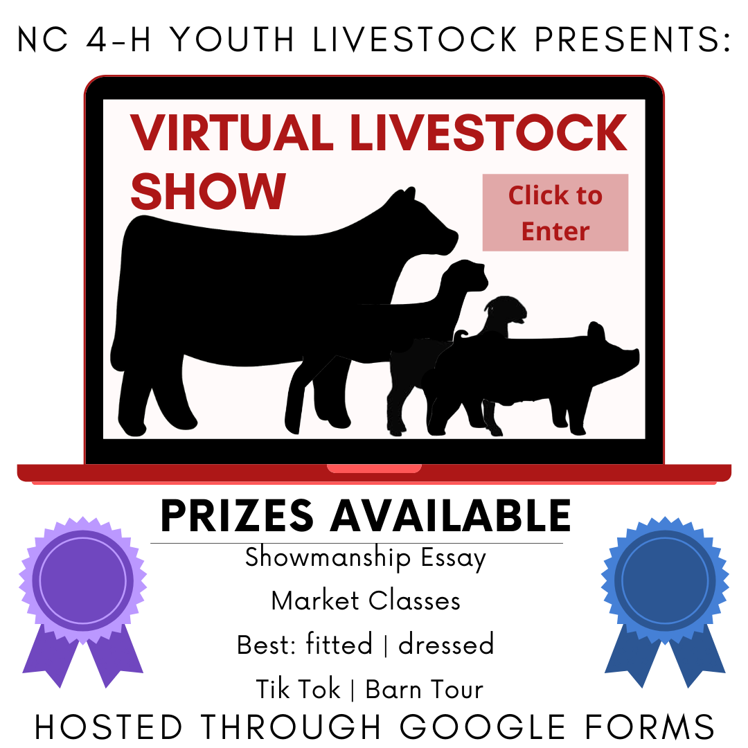 Livestock Show flyer